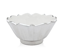 Godinger 12343 Primary Colors Bowl Xl White