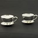 Godinger 1297 Teacup Photo Holders Pr.