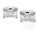 Godinger 14881 Candlestick Holder Pair