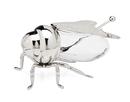 Godinger 1663 Bee Honey Jar