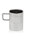 Godinger 18181 Hammrd Dw Handld Cfee Mug 12oz