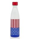 Godinger 19237 Insulated Bottle Us Flag 17oz