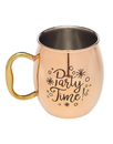 Godinger 19444 Moscow Mule party Time 20oz