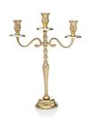 Godinger 19482 Paul Revere 3 Lit C'abra Gold