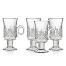 Godinger 25212 Dublin Set of 4 Irish Coffee Mugs