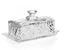 Godinger 25937 Dublin Covered Butter Dish