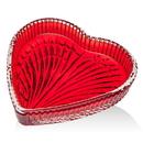 Godinger 28661 Tenderness Red Heart Tray