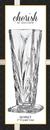 Godinger 46019 Dorset 8 Vase - Giftables