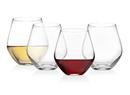 Godinger 48507 Stemless Wine S/4gob - No Cut