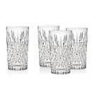 Godinger 48753 Birmingham Set of 4 Highball Glasses