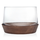 Godinger 48924 MAGNUS SALAD BOWL ON BASE