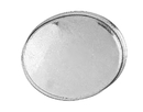 Godinger 49871 Oval Gallery Tray