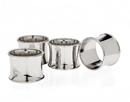Godinger 5515 Round Beaded Napkin Rings S/4