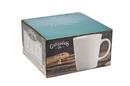Godinger 62102 S/4 Culinara White Mugs