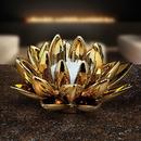 Godinger 62117 Lotus Tea Light Holder Small