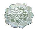 Godinger 62186 Floral Plate