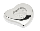 Godinger 6335 Heart Box with Stones