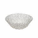 Godinger 72904 Chainmaille Round Bowl
