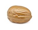 Godinger 74804 Porcelain Walnut Snack Dish