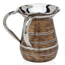 Godinger 77090 Antique Gold Washcup