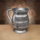 Godinger 77096 Black/gray Resin Wash Cup