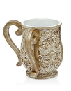 Godinger 77097 Ornate Resin Wash Cup