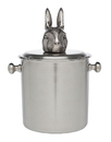 Godinger 82770 Rabbit Head Ice Bucket