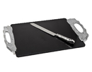 Godinger 8330 Lava Marble Board With Knife