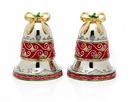 Godinger 8432 Bell Salt & Pepper Shakers