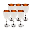 Godinger 91717 Linear S/6 Shot Glasses