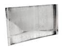 Godinger 94522 Croco Tray W/handles 17x10