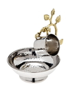 Godinger 94972 Leaf Hanging Wash Cup & Bowl