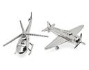 Godinger 9797 Airplane/chopper Salt & Pepper