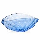 Godinger 99249 Claridge 16 Inch Blue Bowl - CESKA
