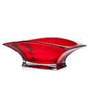 Godinger 99272 Luna 12 Red Bowl