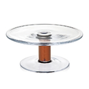Godinger 99567 Mandril Copper 10 Cake Stand