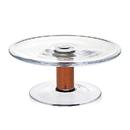 Godinger 99567 Mandril Copper 10 Inch Cake Stand