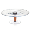 Godinger 99568 Mandril Copper 16 Cake Stand
