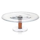 Godinger 99568 Mandril Copper 16 Inch Cake Stand