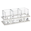 Godinger 99917 Aspen Flatware Caddy