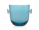 Godinger 99952 Rondo Sea Blue Ice Bucket