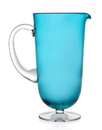 Godinger 99955 Rondo Sea Blue Jug 1200ml/41oz