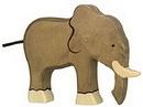 Holztiger 80147 Elephant Toy Figure