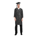 Toptie Economic Unisex Graduation Set Gown Cap Tassel 2019 Size 39