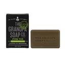The Grandpa Soap 902-24 Pine Tar Bar Soap Travel Comp (1.35 oz)
