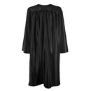 TOPTIE 6 Pcs Unisex Shiny Preschool and Kindergarten Graduation Gown Choir Robe for Baby Kids