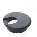 2 Inch Desk Grommet, Desk Wire Organizer Cord Hole Cover Table Grommet for Office, Abs