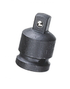 "Genius Tools 1/2"" Dr. Impact Adapter 1/2""F X 3/8""M w/steel ball (CR-Mo) - 480033MB"