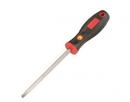 Genius Tools 506+7715 T-15 Tamperproof Star Screwdriver w/Soft Handle, 180mmL