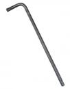 Genius Tools 580510 T-10 L-Shaped Star Key Wrench, 60mmL